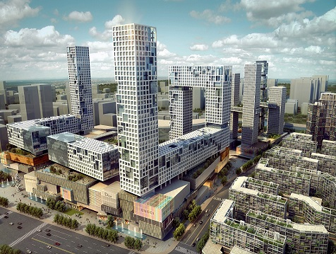 福建省福州市台江区排尾地块城市综合体项目