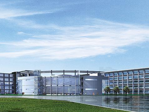 苏州国际教育园区总体规划与建筑设计