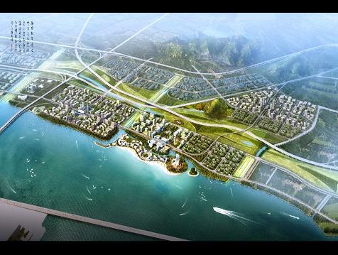 辽宁大连新机场商务区空港产业区城市设计及控制性详细规划